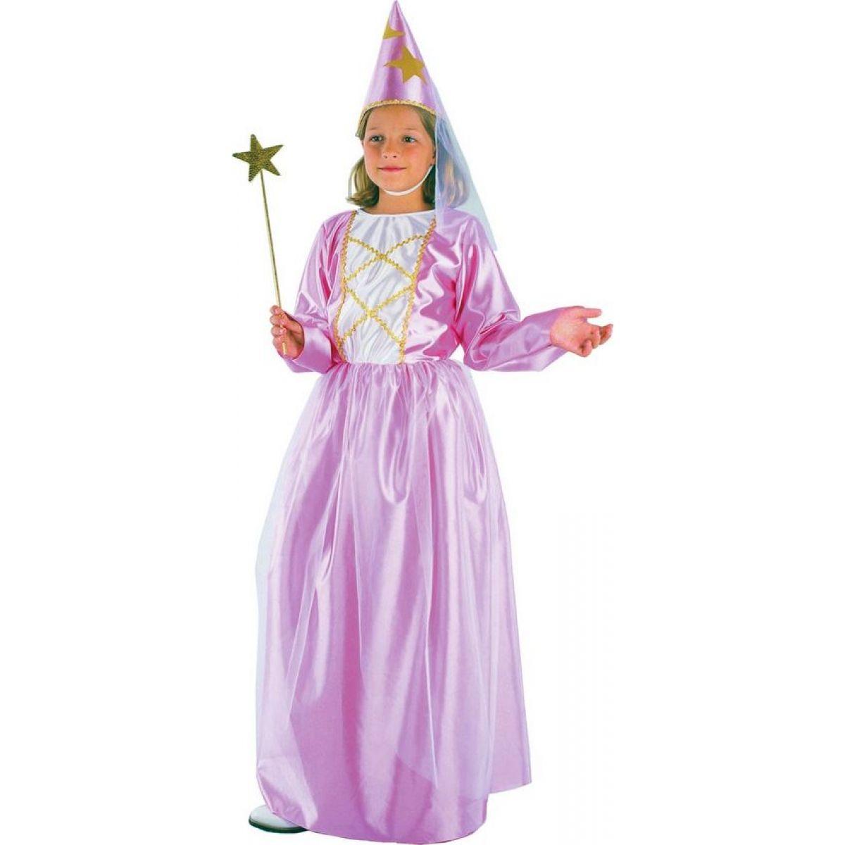 MaDe Detský kostým Víla 6-8 rokov