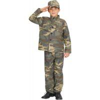 Made Detský kostým Vojak 110-120cm