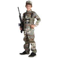 Made Detský kostým Vojak 120-130cm