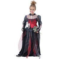 Made Detský kostým Zombie dievča 120-130 cm