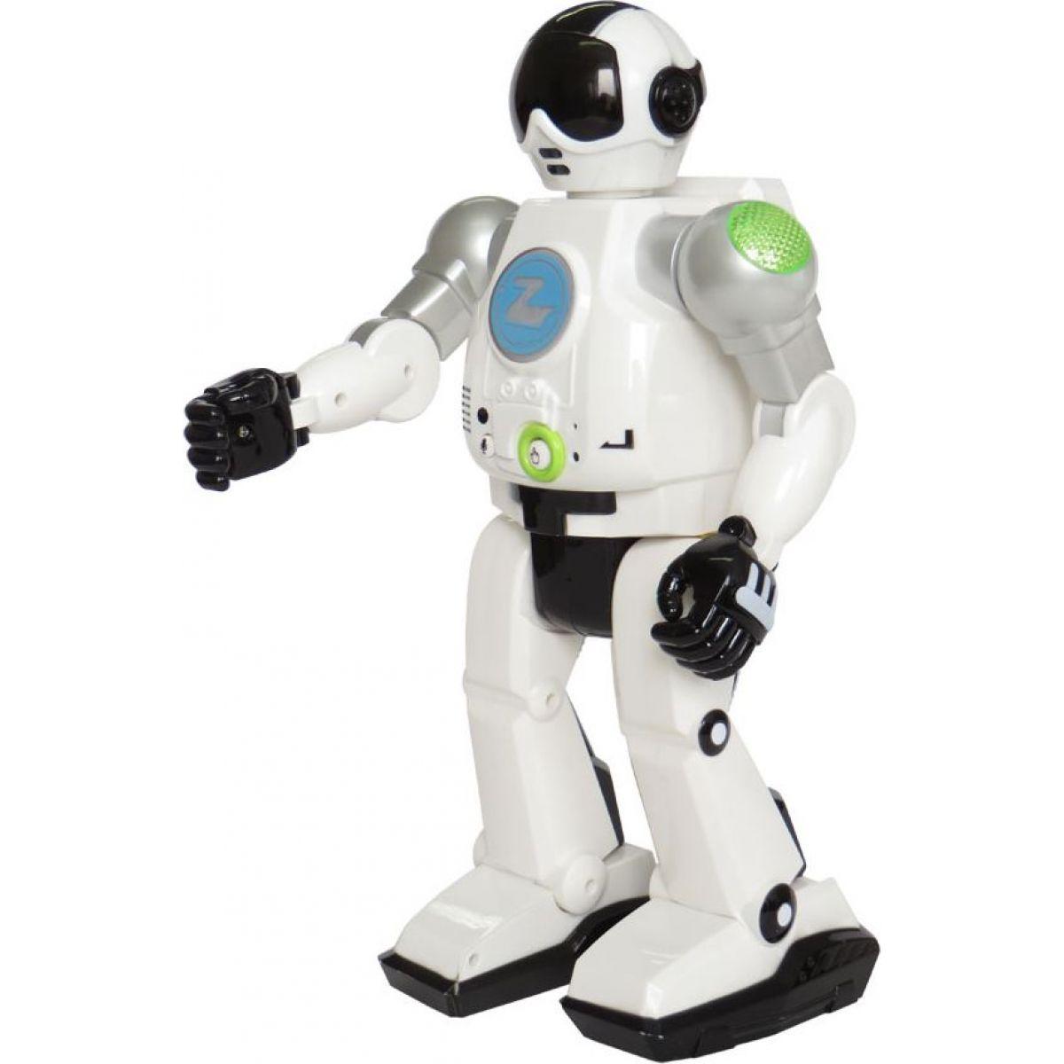 Made Interaktívny robot Zigy - Čierny