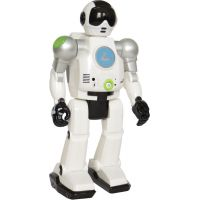 Made Interaktívny robot Zigy - Čierny 2