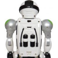 Made Interaktívny robot Zigy - Čierny 4