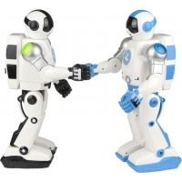 Made Interaktívny robot Zigy - Čierny 5