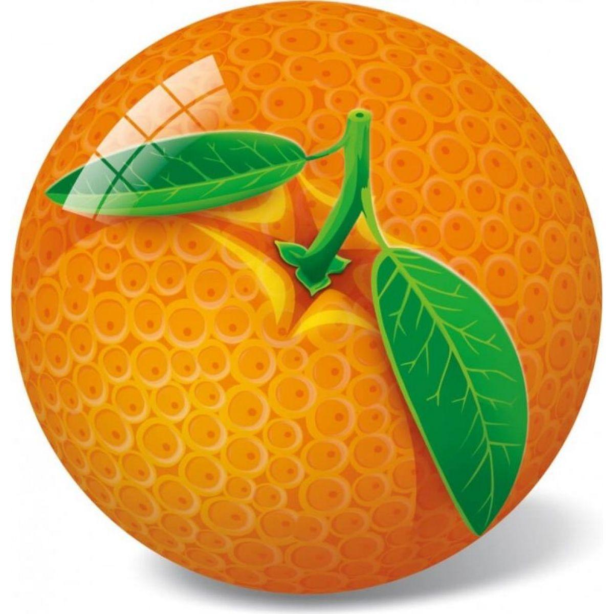 Made Lopta pomaranč 23 cm