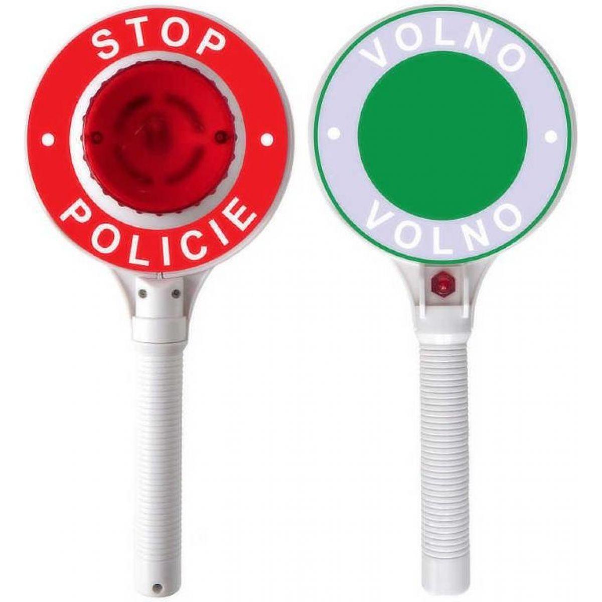 Made Policajná plácačka so svetlom