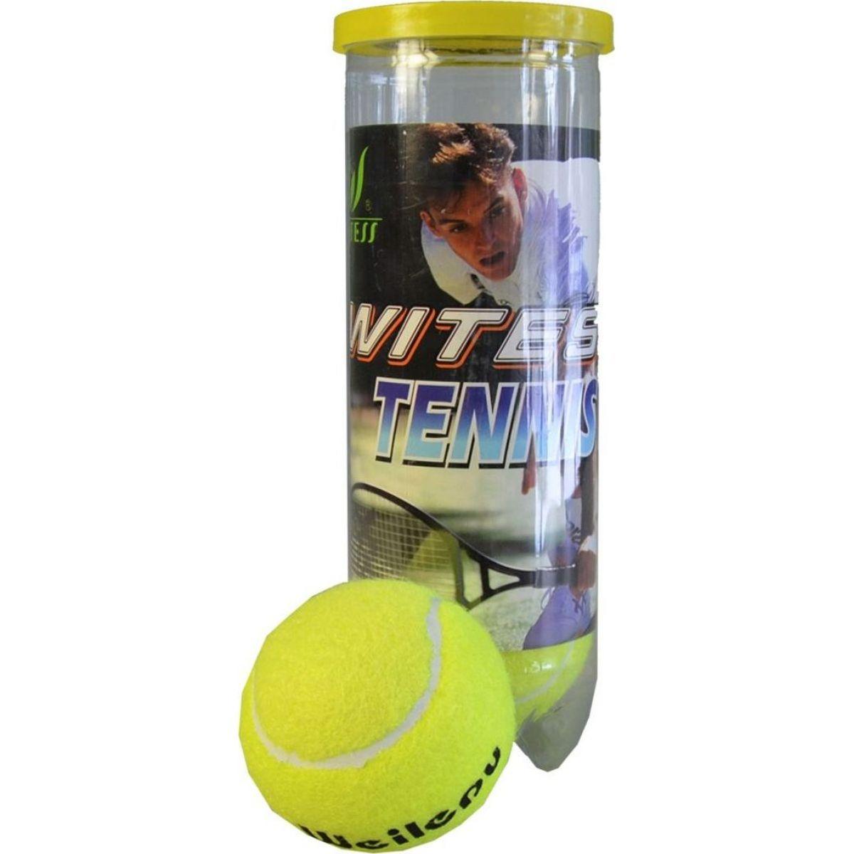 Made Sada tenisových loptičiek 3 ks v tube