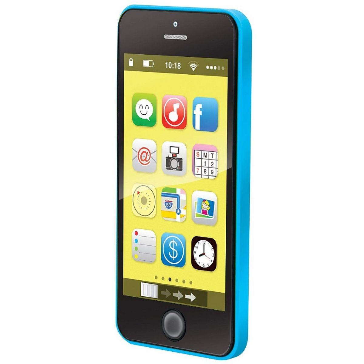 Made Smart phone 40 melódií - Modrá