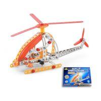 Malý mechanik vrtuľník 154 dielikov