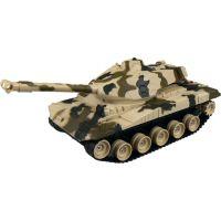 Made RC Tank s pásy Béžový