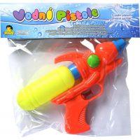 MaDe Vodné pištole 21 cm oranžová 2