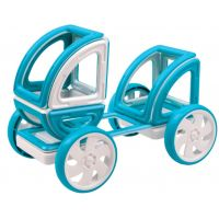 Magformers Moje prvé Bugy modré 4