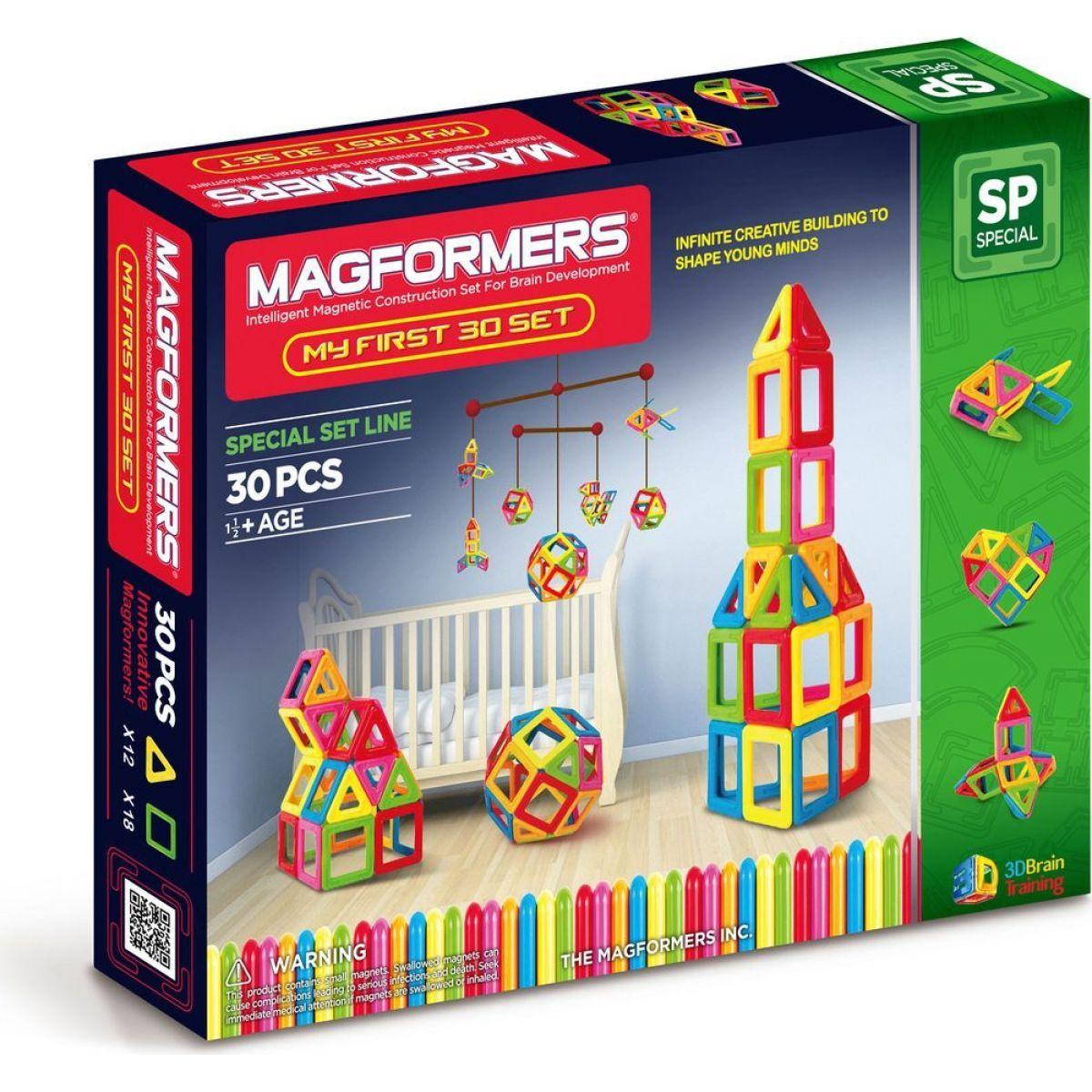 Magformers Můj první 54 dielikov