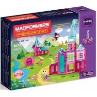 Magformers Princess Castle 78 dielikov