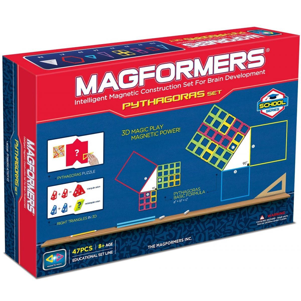 Magformers Pythagoras