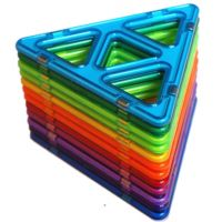 Magformers Supertrojúhelníky 12ks