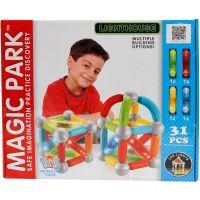 Magnetická stavebnice Magic Park LED 31