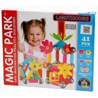 Magnetická stavebnica Magic Park LED 41
