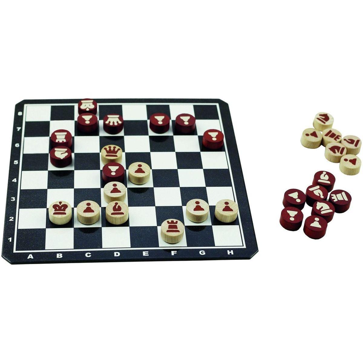 Magnetické cestovné šach