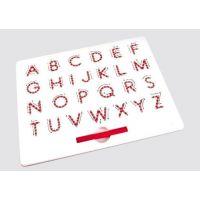 Magpad Magnetická kresliaca tabuľa ABC Veľké písmená 2