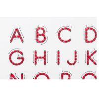 Magpad Magnetická kresliaca tabuľa ABC Veľké písmená 4