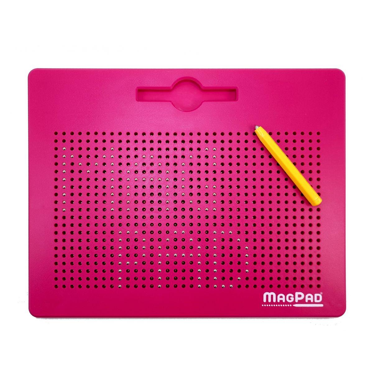 Magpad Magnetická kresliaca tabuľa Big ružová