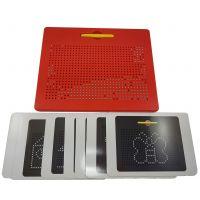 Magpad Magnetická kreslící tabule červená