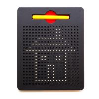 Magpad Magnetická kresliaca tabuľa mini čierna 4