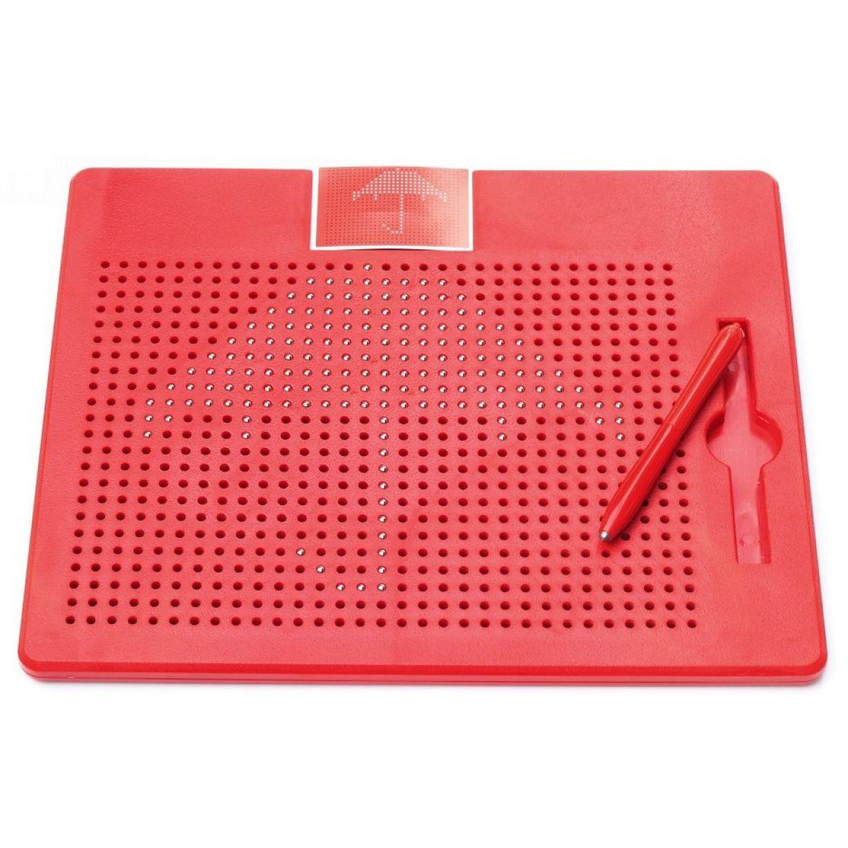 Magpad Magnetická kresliaca tabuľa mini červená