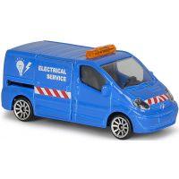 Majorette Autíčko kovové City Renault Trafic