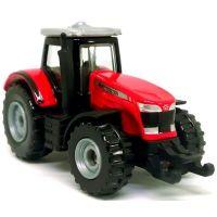 Majorette Farmářské vozidlo kovové Massey Ferguson 8737