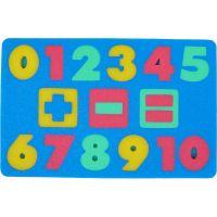 Malý Génius Penové puzzle Čísla