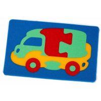 Malý Génius Penové puzzle Kamión 12 ks 2