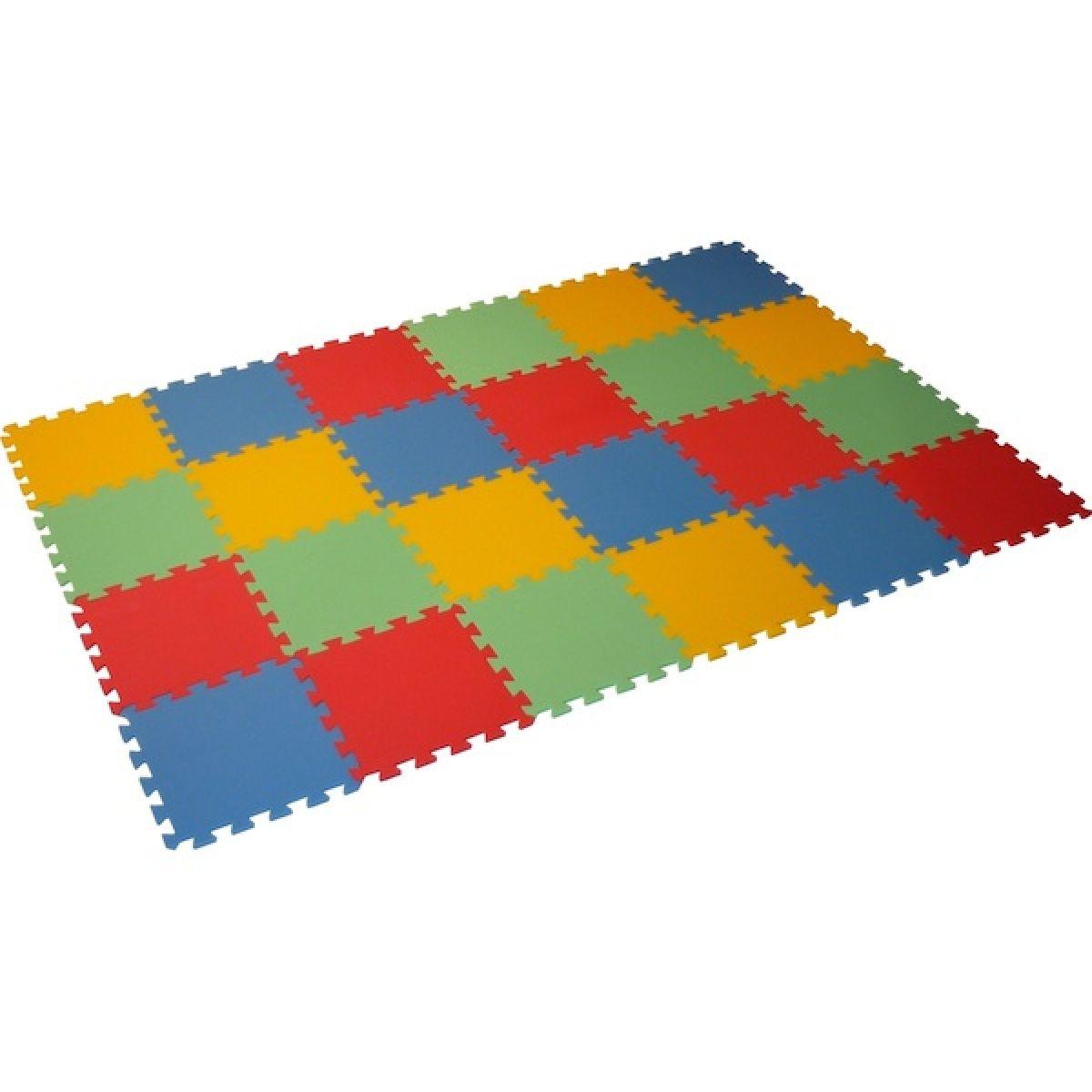 Malý Génius Penový Maxi koberec 24 dielov