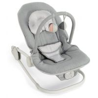 Mamas & Papas Lehátko Wave Rocker Grey Melange