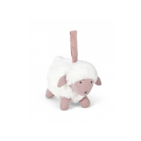 Mamas&Papas Závesná ovečka ružová