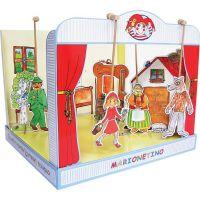 Marionetino loutkové divadlo Červená Karkulka