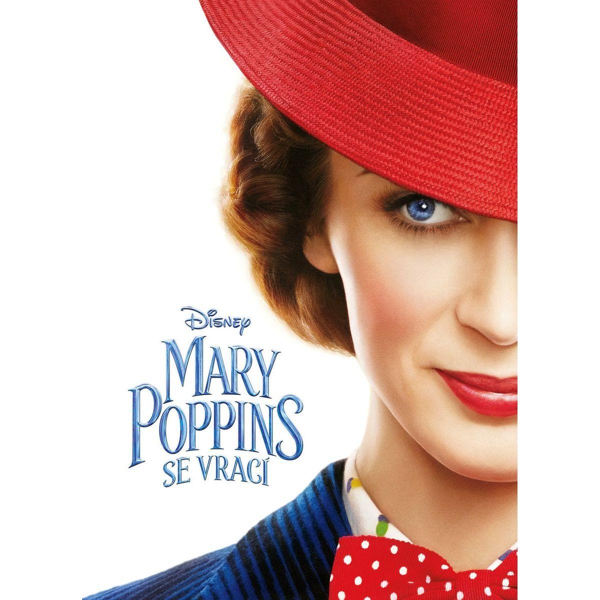 Mary Poppins se vrací CZ