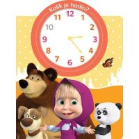 Máša a medvěd Kolik je hodin? kolektiv CZ