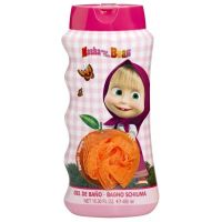 Máša a Medvěd Koupelový a sprchový gel s houbičkou 450ml