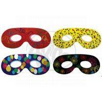 Rappa Maska očná klasická 6ks