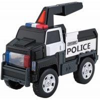 Matchbox svítící Policejní náklaďák