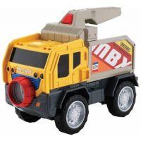 Matchbox svítící Rallye náklaďák