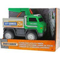 Matchbox svietiace Úžitkový nákladiak 2
