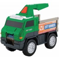 Matchbox svítící Užitkový náklaďák