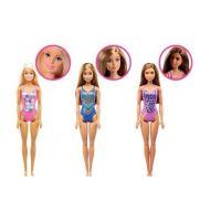 Mattel Barbie v plavkách modré so vzorom 3