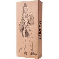 Mattel Barbie BMR 1959 Barbie v šortkách s ľadvinkou módnou deluxe 6