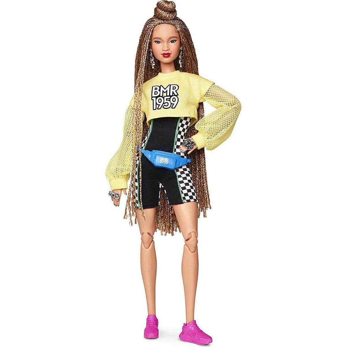 Mattel Barbie BMR 1959 Barbie v šortkách s ľadvinkou módnou deluxe