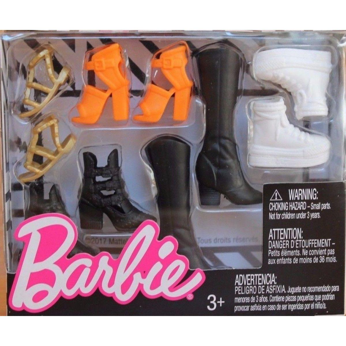 Barbie Topánky FCR91