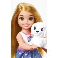 Mattel Barbie Chelsea a domeček na stromě 6